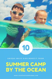 Summer Camps by the Ocean