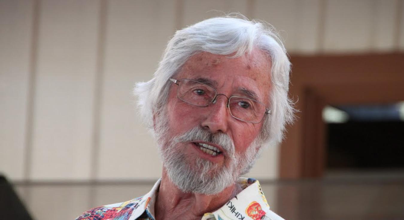 Jean-Michele Cousteau, son of Jacques Cousteau